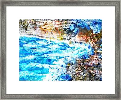 Jordan 08 Framed Print by Catf