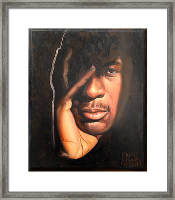 Jordan Framed Print by Carole Heslin