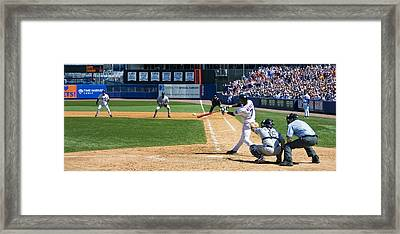 Jose Reyes Pano Framed Print by Noah Dachis