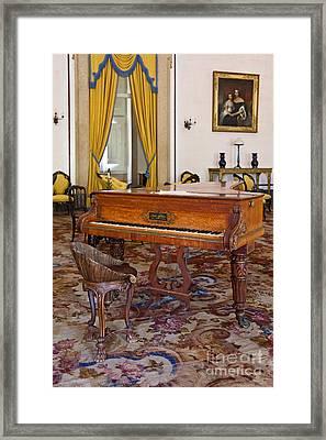 Joseph Kirkman Piano Framed Print by Spart - Jose Elias - Sofia Pereira