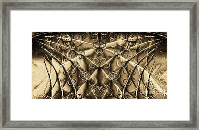 Journey 20130511v2 Long Framed Print by Wingsdomain Art and Photography