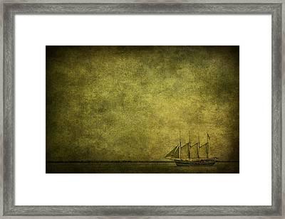 Journey Home Framed Print by Andrew Paranavitana