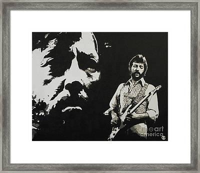 Journeyman Framed Print by ID Goodall