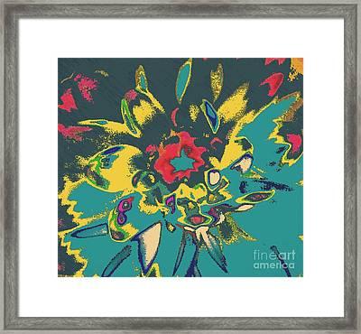 Joy Framed Print by Cindy McClung