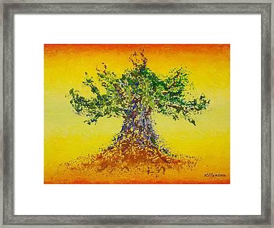 Joy Framed Print by William Killen
