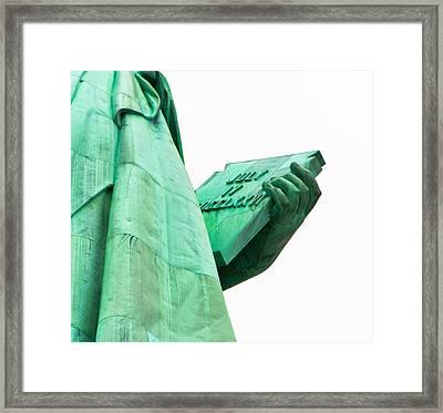 Juli Iv Framed Print by Alex Hiemstra