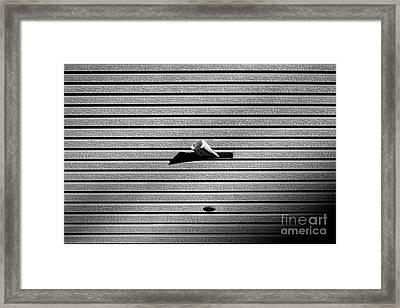 Junk Mail Framed Print by Dean Harte