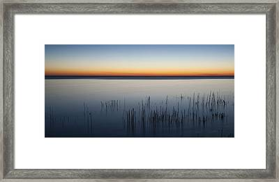 Just Before Dawn Framed Print by Scott Norris