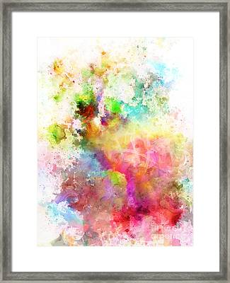 Just Colors 6 Framed Print by Artwork Studio