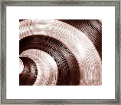 Just For Fun Framed Print by Louise Reeves