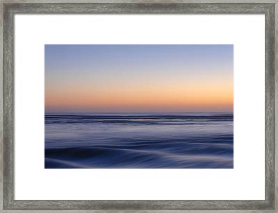 Framed Print featuring the photograph Just Go With The Flow by Thierry Bouriat