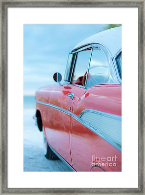 Just Me And You Framed Print by Edward Fielding