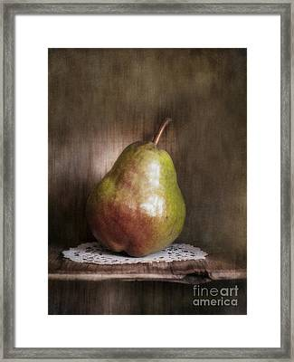 Just One Framed Print by Priska Wettstein