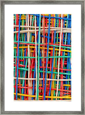 Just Strings Attached I Framed Print by Shawn Hempel