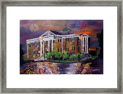 Justice Served  Framed Print by Mark Moore