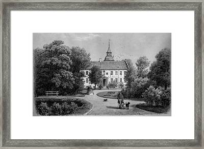 Jylland Rydhave 1867 Framed Print by Celestial Images