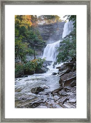 Kaaterskill Falls Framed Print by Bill Wakeley
