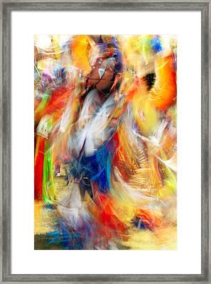 Kabibonok'ka Framed Print by Todd Klassy