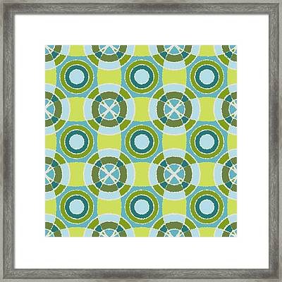 Kaleidoscope 4 Framed Print by Lisa Noneman