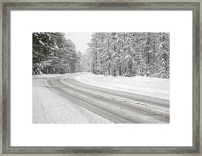 Kancamagus Scenic Byway - White Mountains New Hampshire Usa Framed Print by Erin Paul Donovan
