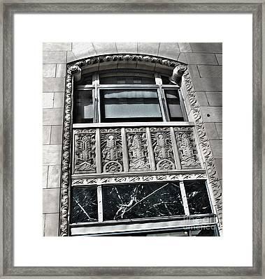 Kansas City - 12 Framed Print by Gregory Dyer