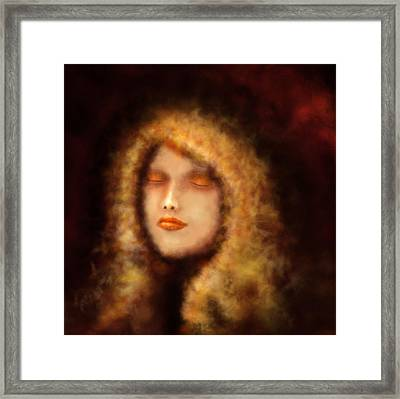 Karmalized Framed Print by George Duperon