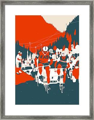 Kas-molteni Framed Print by Eliza Southwood