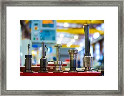 Kat001-34 Framed Print by Cooper Ross