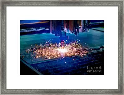 Kat001-63 Framed Print by Cooper Ross