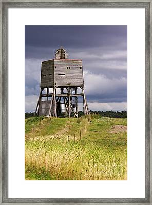 Kattinger Watt Framed Print by Angela Doelling AD DESIGN Photo and PhotoArt