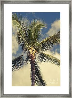 Kaukahi Framed Print by Sharon Mau