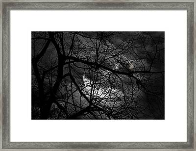 Keeper Of Spirits Framed Print by Lourry Legarde