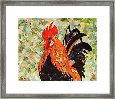 Kellogg Framed Print by Paula Dickerhoff
