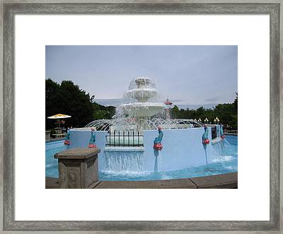 Kenny Wood - 12125 Framed Print by DC Photographer