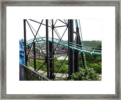 Kenny Wood - 12126 Framed Print by DC Photographer