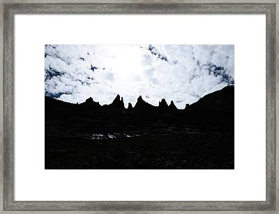 Keyboard Of The Winds Framed Print by Tranquil Light  Photography