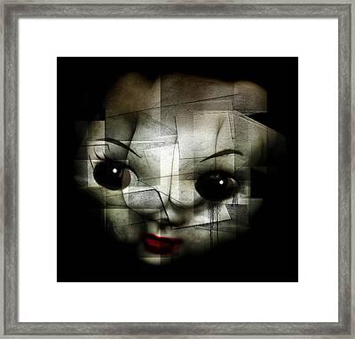 Kill The Clown Framed Print by Johan Lilja