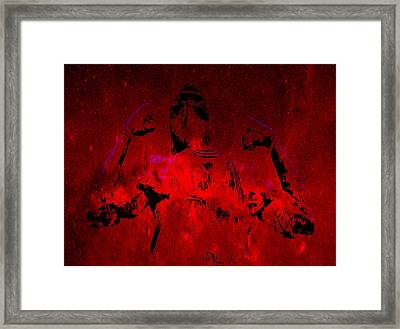 King James  Framed Print by Brian Reaves