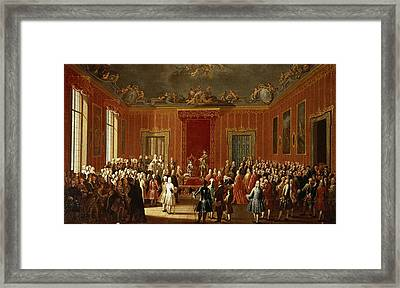 Kingdom Of The Two Sicilies 1759 Framed Print by Everett