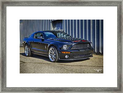 Kitt 3000- 4 Framed Print by Tommy Anderson