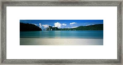 Ko Phi Phi Islands Phuket Thailand Framed Print by Panoramic Images