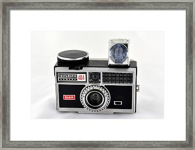 Kodak Instamatic Framed Print by Classic Visions