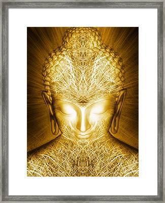 Kundalini Awakening Framed Print by Jalai Lama