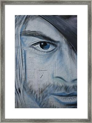 Kurt Framed Print by Joachim G Pinkawa