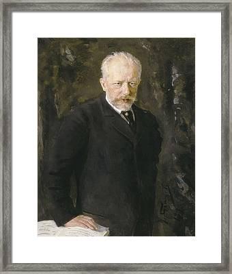 Kuznetsov, Nikolai Dimitrievich Framed Print by Everett
