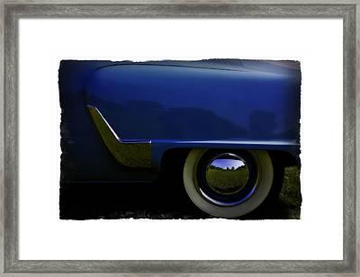 L Framed Print by Jerry Golab