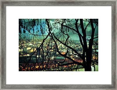 La Perte Framed Print by Taylan Soyturk