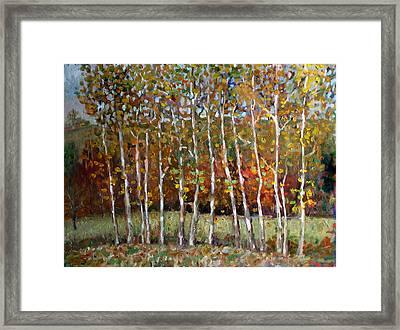 La017 Framed Print by Paul Emory