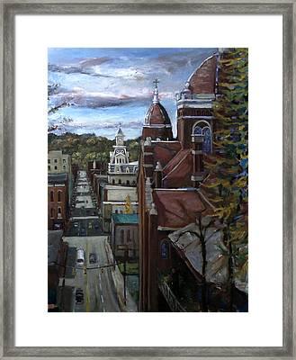 La025 Framed Print by Paul Emory