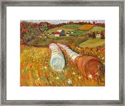 La034 Framed Print by Paul Emory